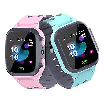 Sos Antil Lost Waterproof Smartwatch, Baby 2g Sim Card Location Tracker Relógios