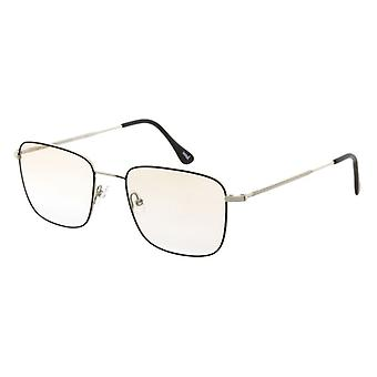 Andy Wolf 4750 A Silver/Brown Gradient Sunglasses