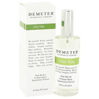 Demeter Aloe Vera Cologne Spray By Demeter 4 oz Cologne Spray