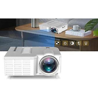 Mini Portable 1080p Hd Led Projector For Home