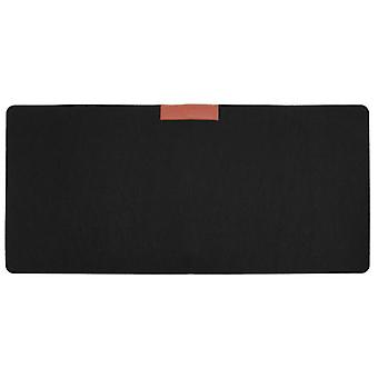 60x30cm Modern Office Computer Desk Table Mat & Tangentbord Filt Cloth Mouse Pad