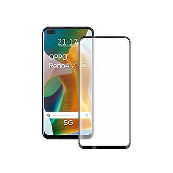 Gehärtetes Glas Bildschirm Schutz Oppo Reno 4Z 5G Kontakt Extreme 2.5D