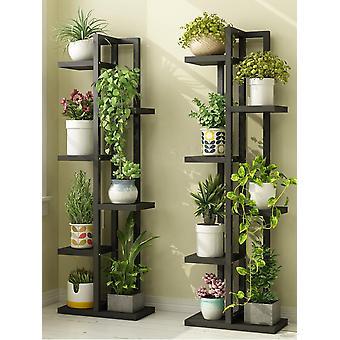 Flower Stand Multi-layer Indoor Shelf Balcony Storage