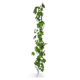 Kunstesdoorn kunstslinger deluxe 180 cm groen