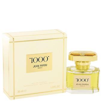 1000 Eau De Parfum Spray por Jean Patou 1 oz Eau De Parfum Spray