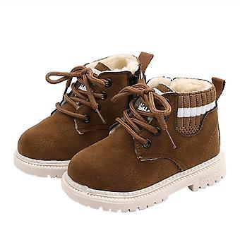Rabbit Fur Soft Cotton Shoes - Snow Winter Warm Fashion Boots