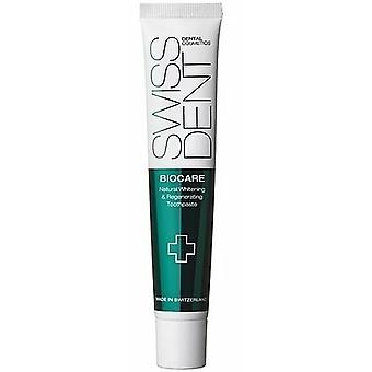 Swissdent Biocare Natural Whitening and Regenerating Toothpaste