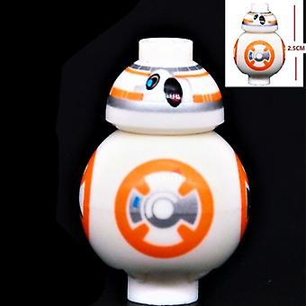 Bb-8 Space Figure R2d2 Building Blocks Set Model Bricks