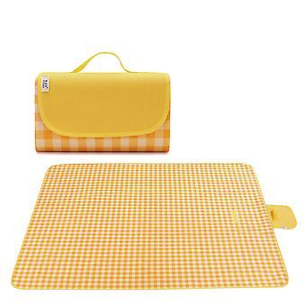 Tragbare Outdoor-Picknickmatte Strandmatte wasserdicht Campingdecke yspm-19