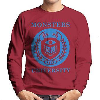 Pixar Monsters University 1313 M U Men's Sweatshirt
