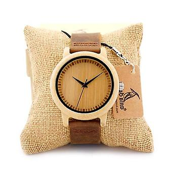 Timepieces Bamboo Couples Watches