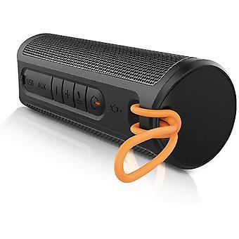 Tragbarer Bluetooth Lautsprecher, TWS Wireless Dual Pairing-Auenlautsprecher mit 360 Surround-Sound
