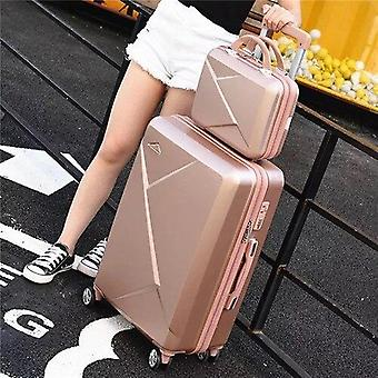 Cabin Rolling Luggage Business Travel Bag