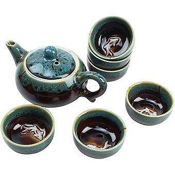 Te set keramik