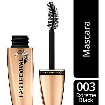 Max Factor Mascara Lash Revival Full Long Strong 11ml Extreme Black #003