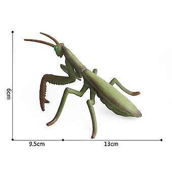2Pcs 127-659 محاكاة نموذج الحشرات طرف، كوبرا مانتس خنفساء الرمل زخرفة الجدول az13366