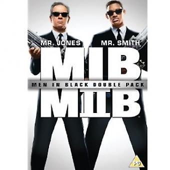 Men In Black 1 & 2 Box Set DVD