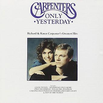Carpenters - Only Yesterday CD
