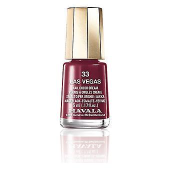 Nail polish Nail Color Mavala 33-las vegas (5 ml)