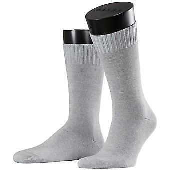 Falke-Denim-ID Socken - Marengo grau