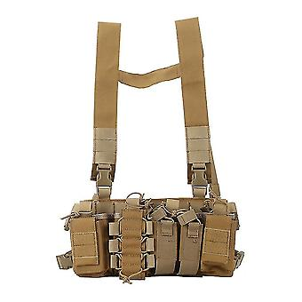 Military Tactical Vest Molle Combat Assault Plate Carrier Tactical Vest Outdoor Clothing Hunting