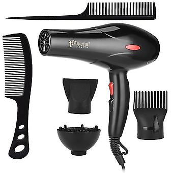 Hair dryers 2200w hair dryer high power dryer travel home use hot and cold air