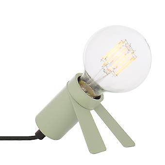 SKLUM Crawl tafellamp Ijzerlegering Groen – olijf