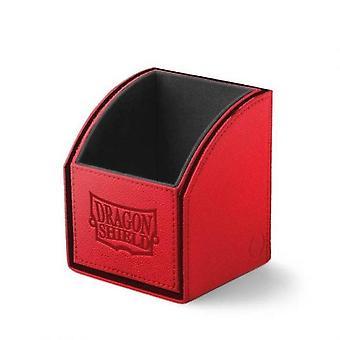 Dragon Shield Nest Box 100: Red/Black