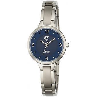 ONE (Eco Tech Time) Grey Titanium ELT-12045-31M Women's Watch