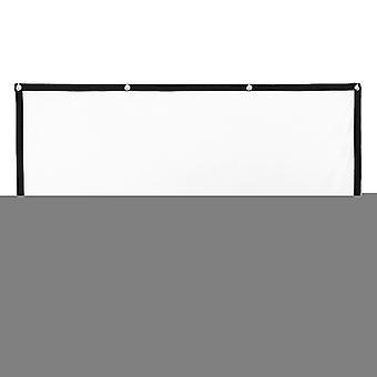 Digital cameras 16:9 hd curtain display screen indoor outdoor home theatre 100inch