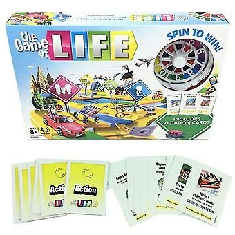 Card games the game of life board game kids family interactive fun party toy est edition