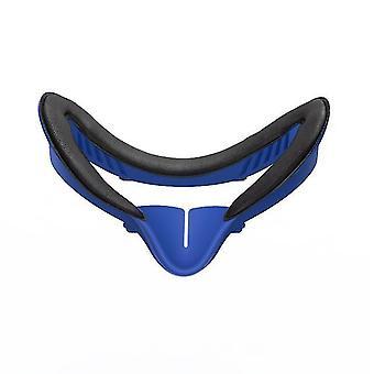 Augenmaske Cover für oculus quest 2 vr Brille Licht blockierend weiche Pu Leder Gesicht Augenabdeckung Pad mit