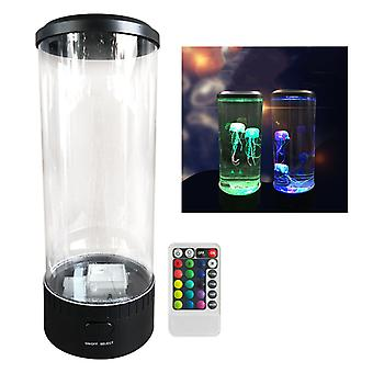 Simulation Jellyfish Lights Led Seven Color Electric Ambient Light