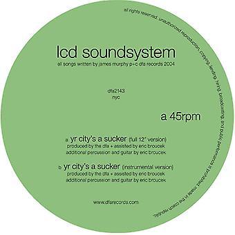 Lcd Soundsystem - Yr City's a Sucker [Vinyl] USA import