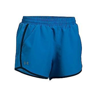 Under Armour volare da Short 3 ' 1297125-437 Womens pantaloncini