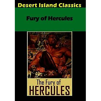 Fury of Hercules [DVD] USA import