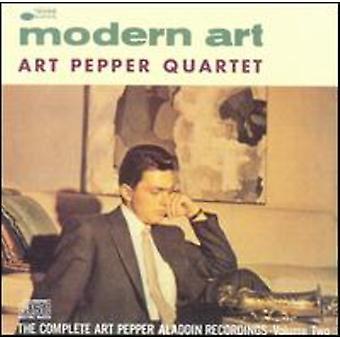 Art Pepper - Art Pepper: Vol. 2-Modern Art [CD] USA import