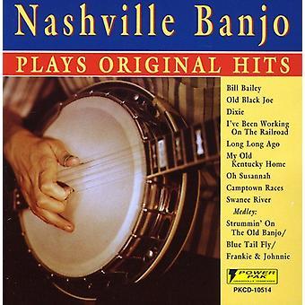 Nashville Banjos - Plays Original Hits [CD] USA import