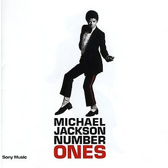 Michael Jackson - Number Ones [CD] USA import