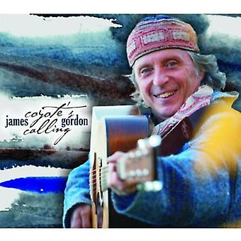 James Gordon - Coyote's Calling [CD] USA import