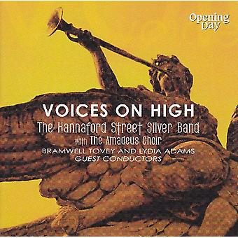 Hannaford Street Silver Band - Voices on High [CD] USA import