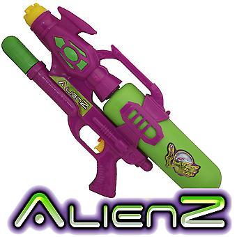 Alienz - bomba acción pistola de agua