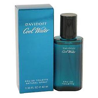 Cool Davidoff agua Eau De Toilette 40ml EDT Spray
