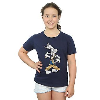 Looney Tunes flickor Bugs Bunny rappare T-Shirt