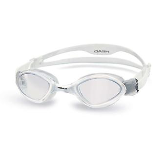 Head Tiger Swim Goggle - Clear Lens - Clear Frame