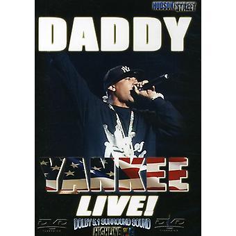 Daddy Yankee - Daddy Yankee Live [DVD] USA importere