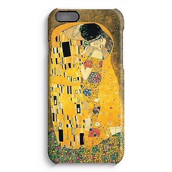 iPhone 6 Plus Full Print Fall (glänzend) - Der Kuss