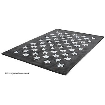 Dream Stars Grey Rug