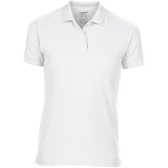 Gildan senhoras Dryblend duplo Pique esportes camisa