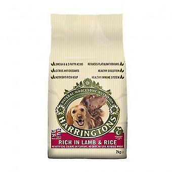 Harringtons Dog Lamb & Rice  Dry Food Mix - 2 kg